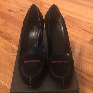Authentic Gucci Heels- with original box &dust bag